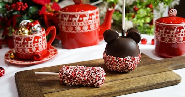 Holiday Candy Treats Arrive November 10 at Disneyland Resort