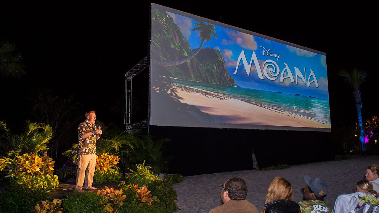 """""""Moana"""" Screenwriter Jared Bush Talks Exclusively with Disney Parks Blog"""