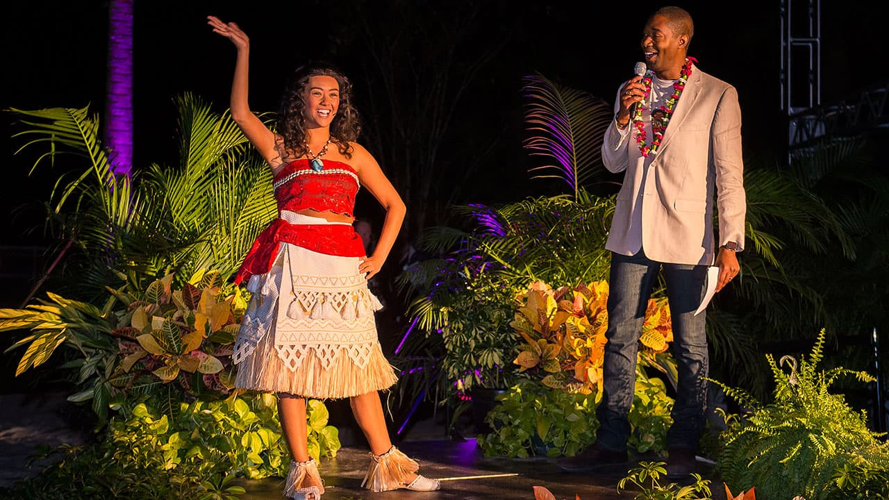 Disney Parks Blog Readers Preview Moana At Disneys Polynesian