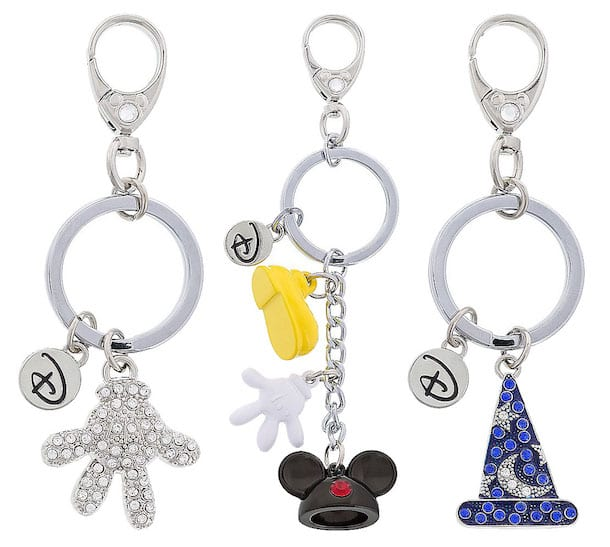 Mickey Mouse-Themed Products from Disney Parks
