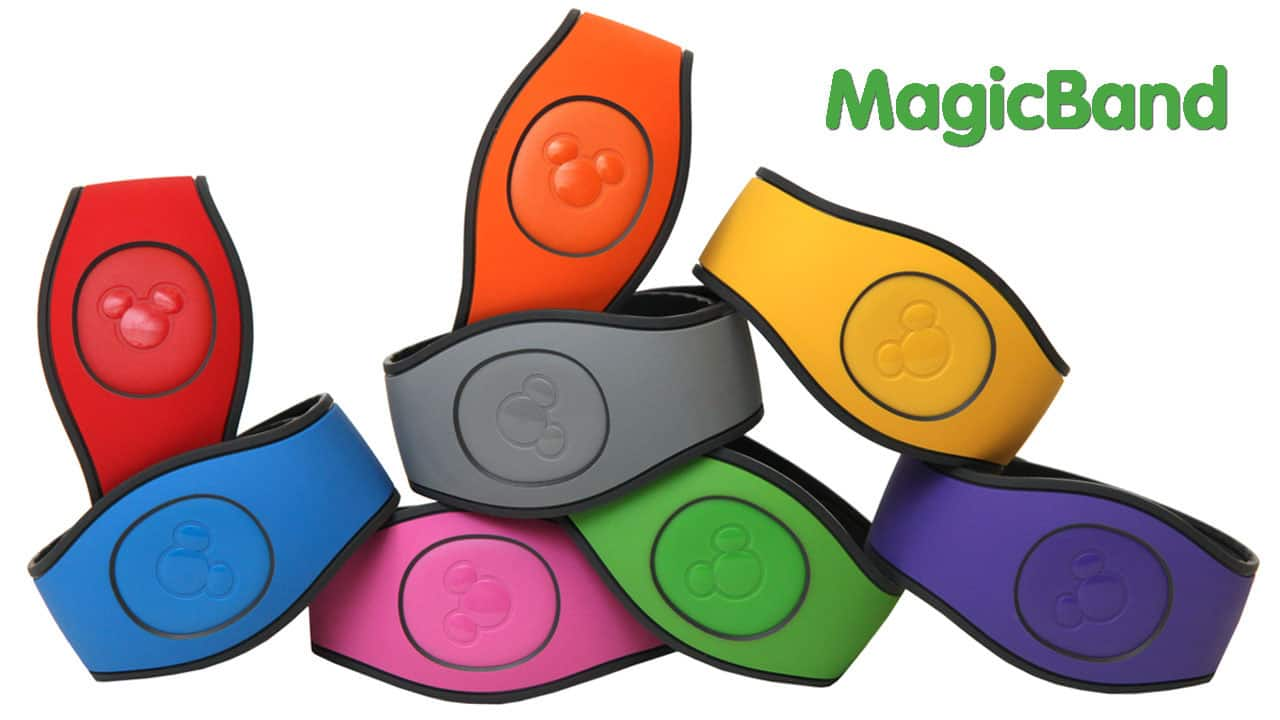 MagicBand 2 Coming to Walt Disney World Resort