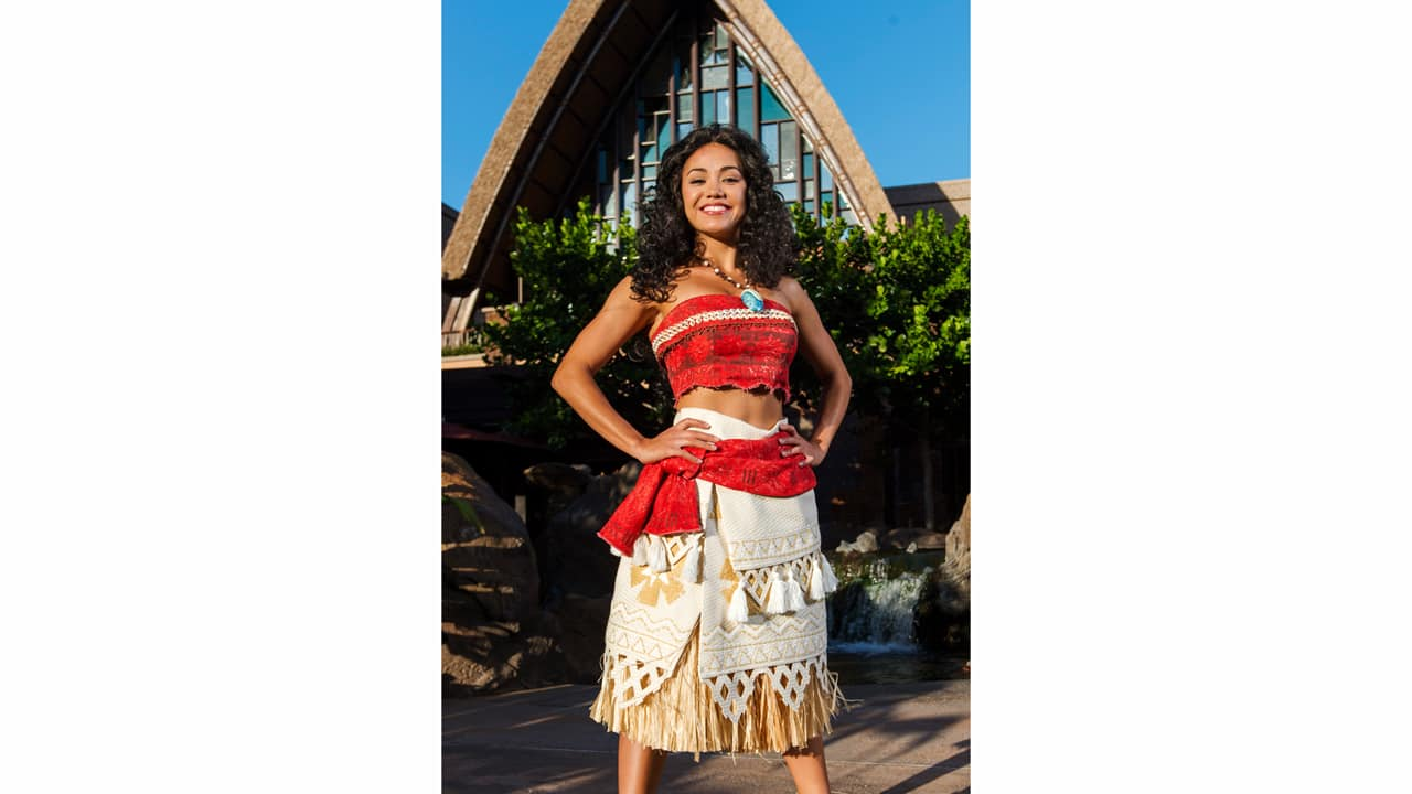 Moana Is On Her Way To Disney Parks And Resorts Disney Parks Blog