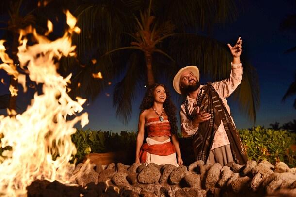 New 'Moana' Experiences at Aulani, a Disney Resort & Spa