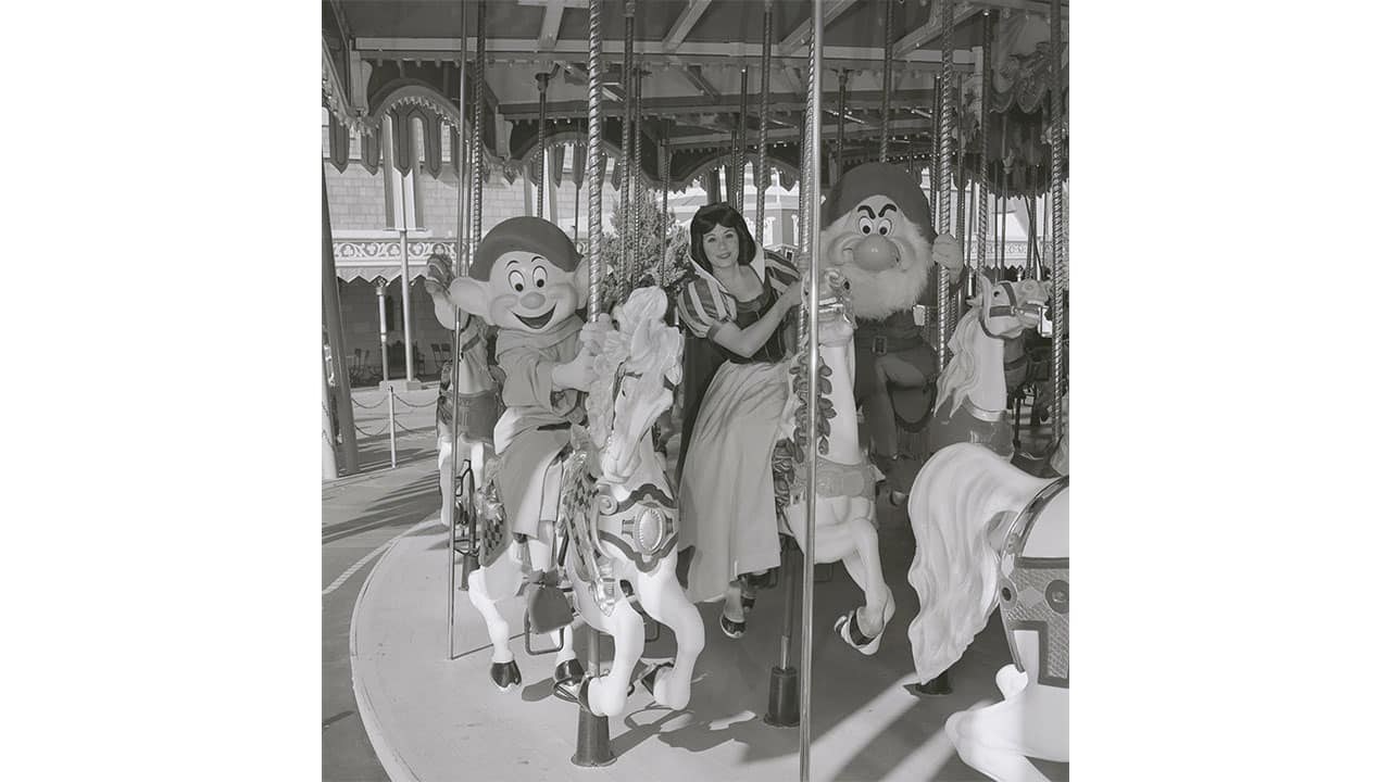 Days of Disney Past: Carrousel of Fun!