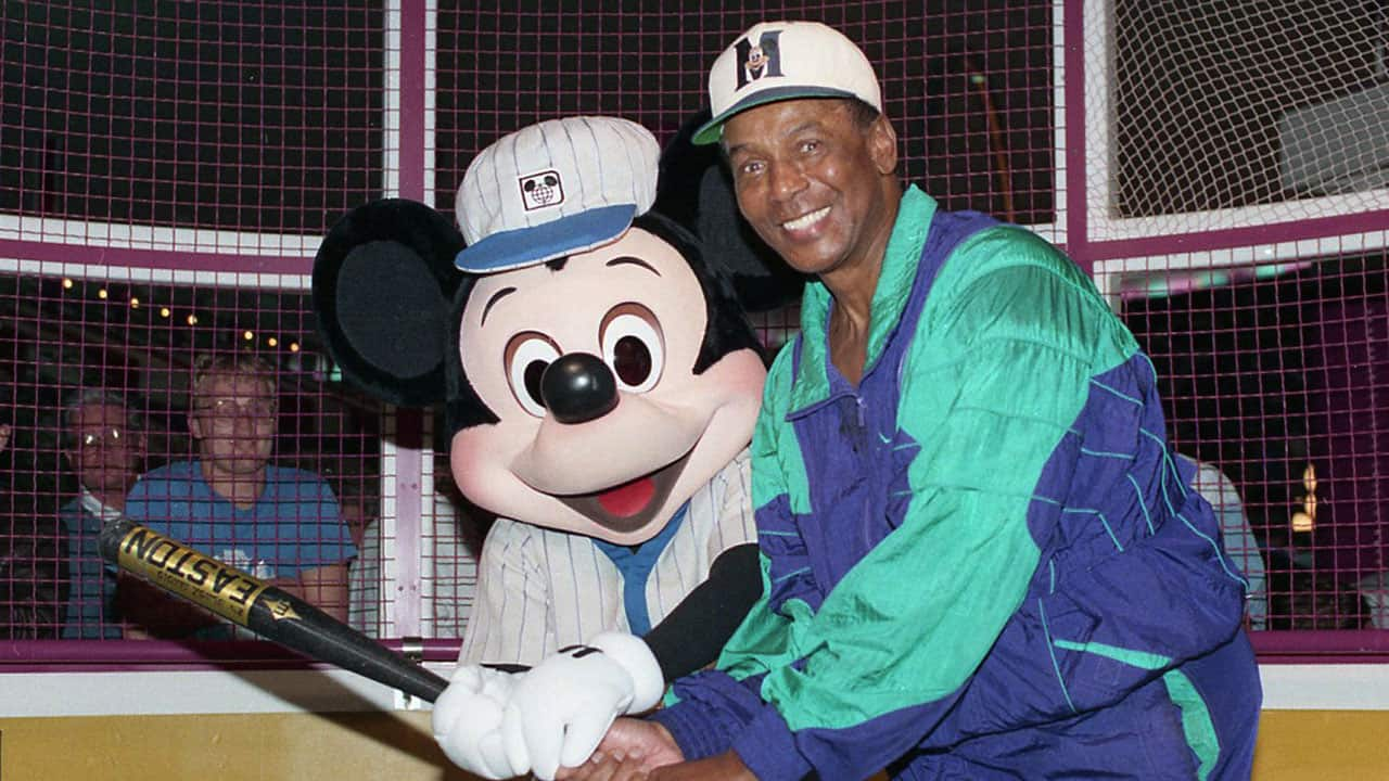 Days of Disney Past: Mr. Cub himself - Ernie Banks