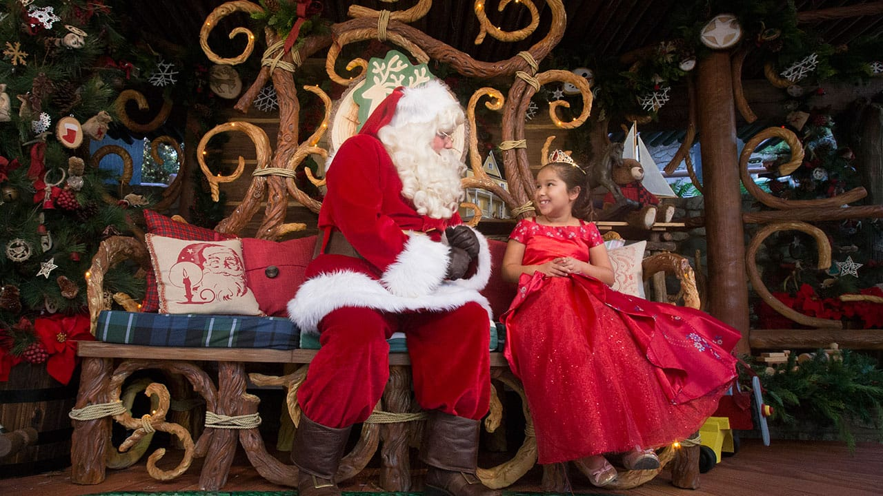 New Experiences and Returning Favorites During Holidays at the Disneyland Resort