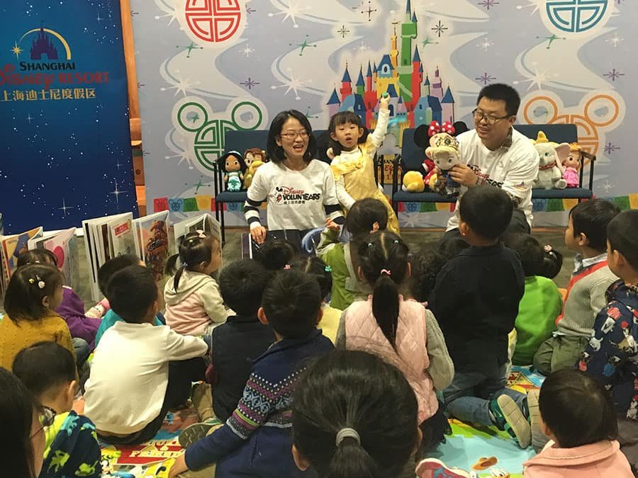 Disney Parks Give Back For Family Volunteer Day
