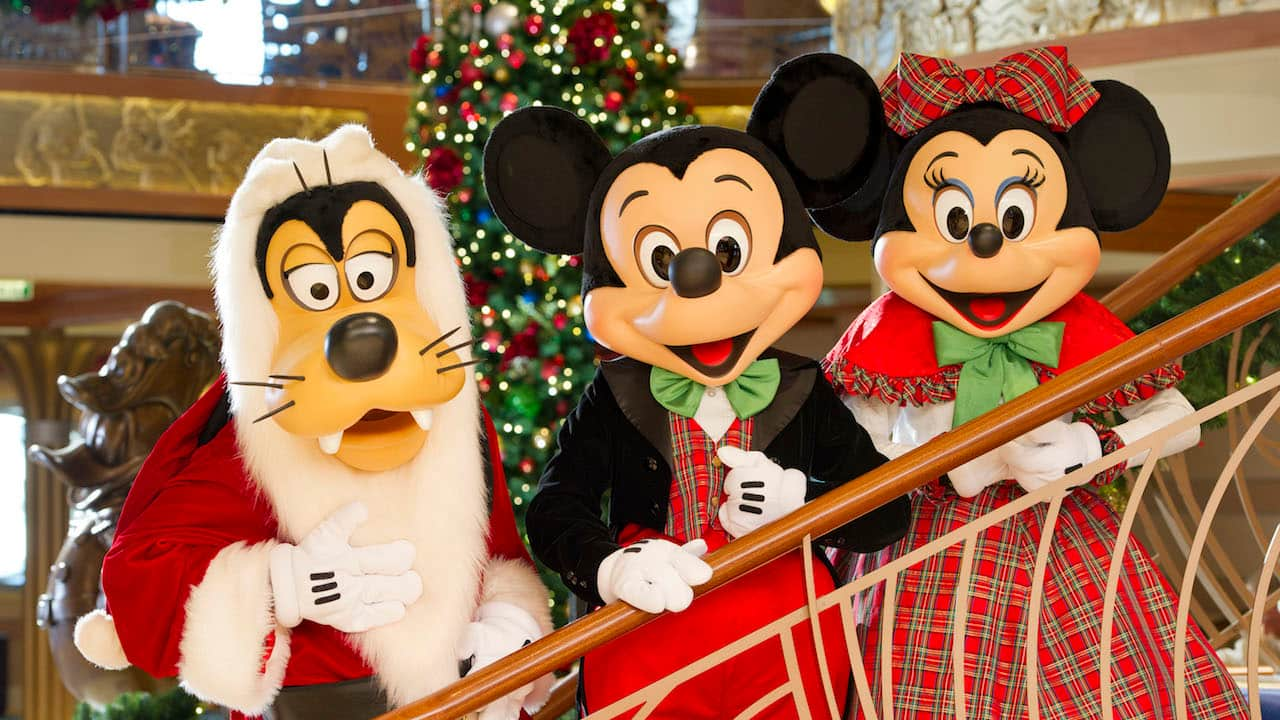 Disney by Land and by Sea: Celebrate the Holidays!