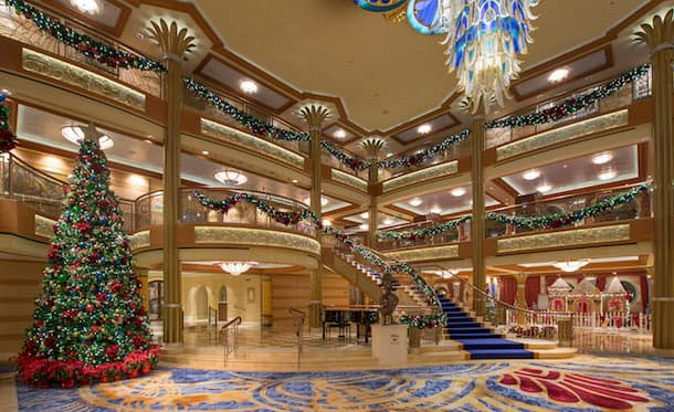 Magical Winter Holidays Aboard the Disney Dream