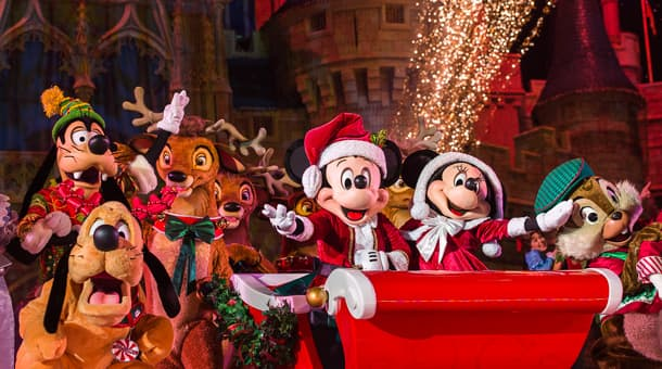 """""""Mickey's Most Merriest Celebration"""" at Mickey's Very Merry Christmas Party"""