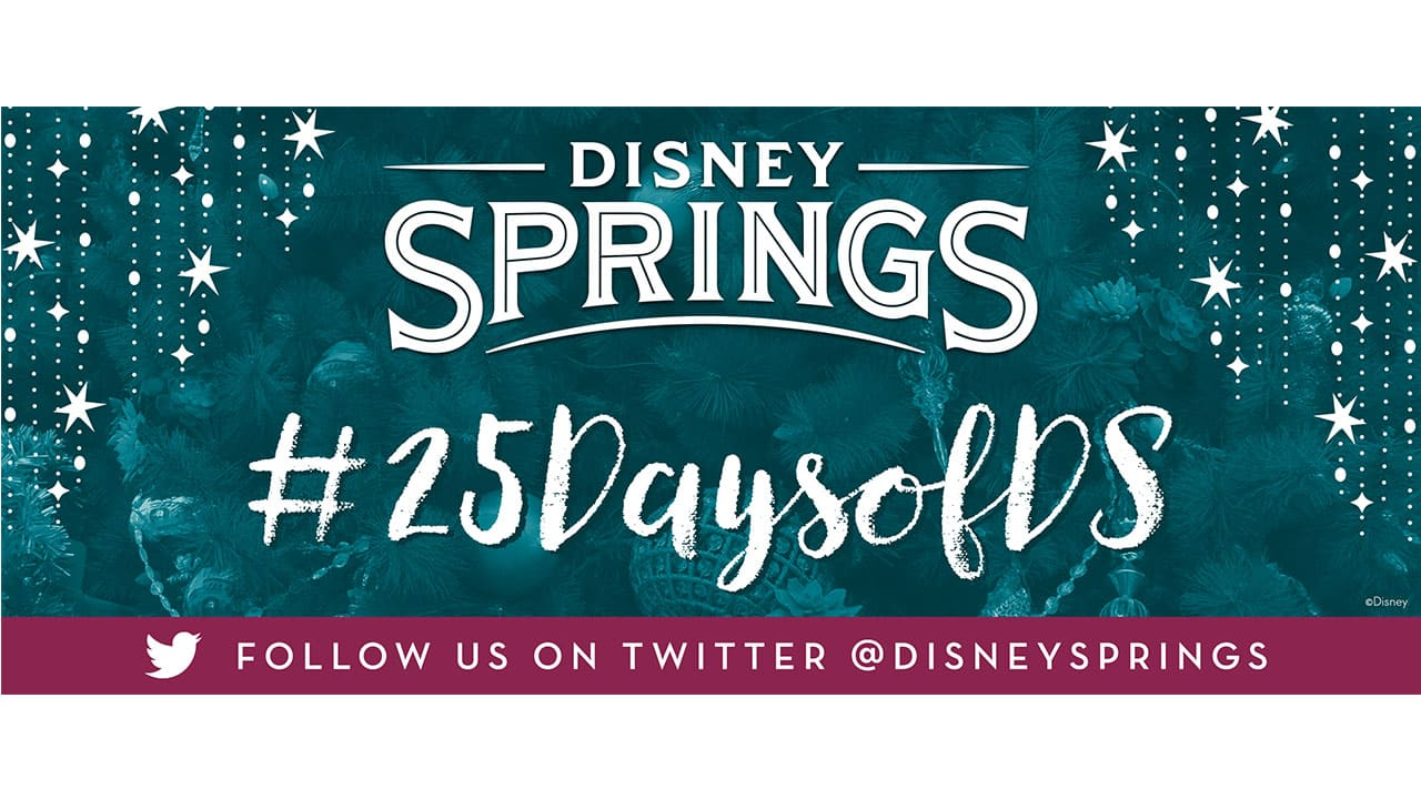Follow #25DaysofDS for Gift-Giving Inspiration from @DisneySprings