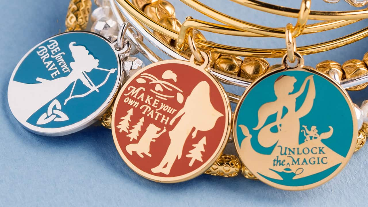 Disney Parks Blog Readers Select New ALEX AND ANI Designs for 2017