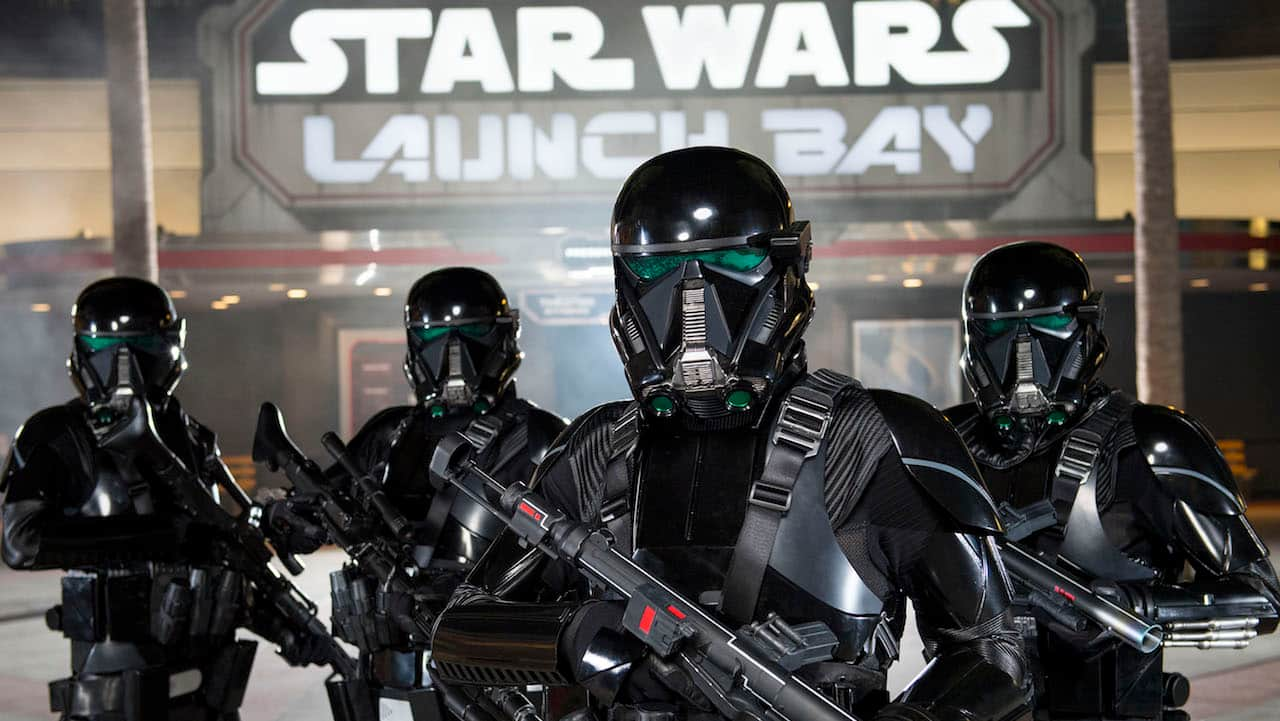 Rogue One: A Star Wars Story Inspires Additions to Disney's Hollywood Studios Offerings