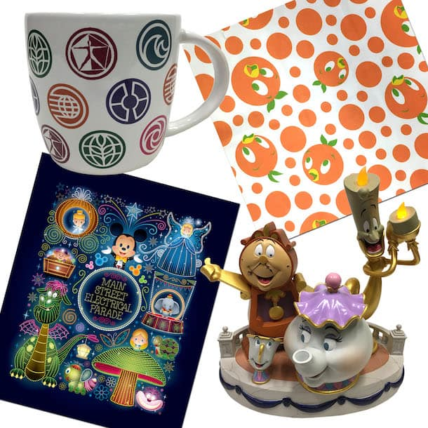 Disney Parks Blog Unboxed - New Products Coming to Disney Parks in 2017