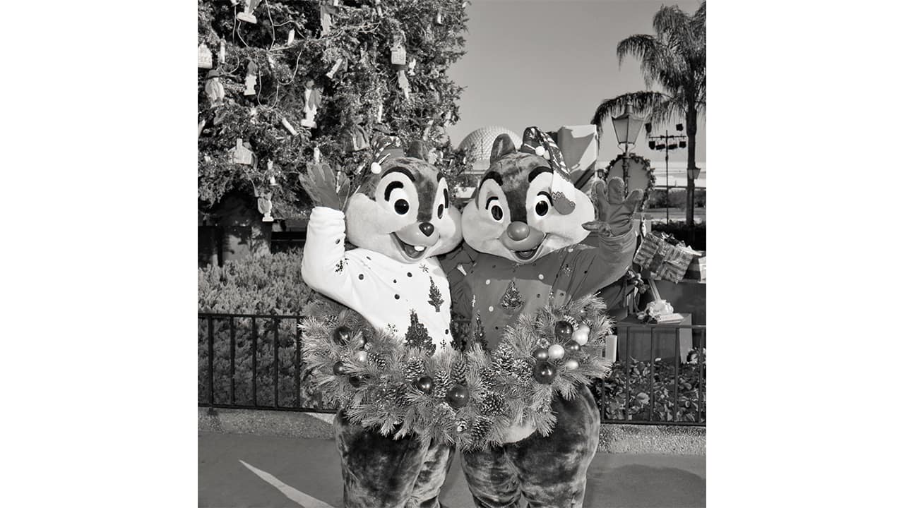 Days of Disney Past: Chip & Dale Celebrate The Holidays