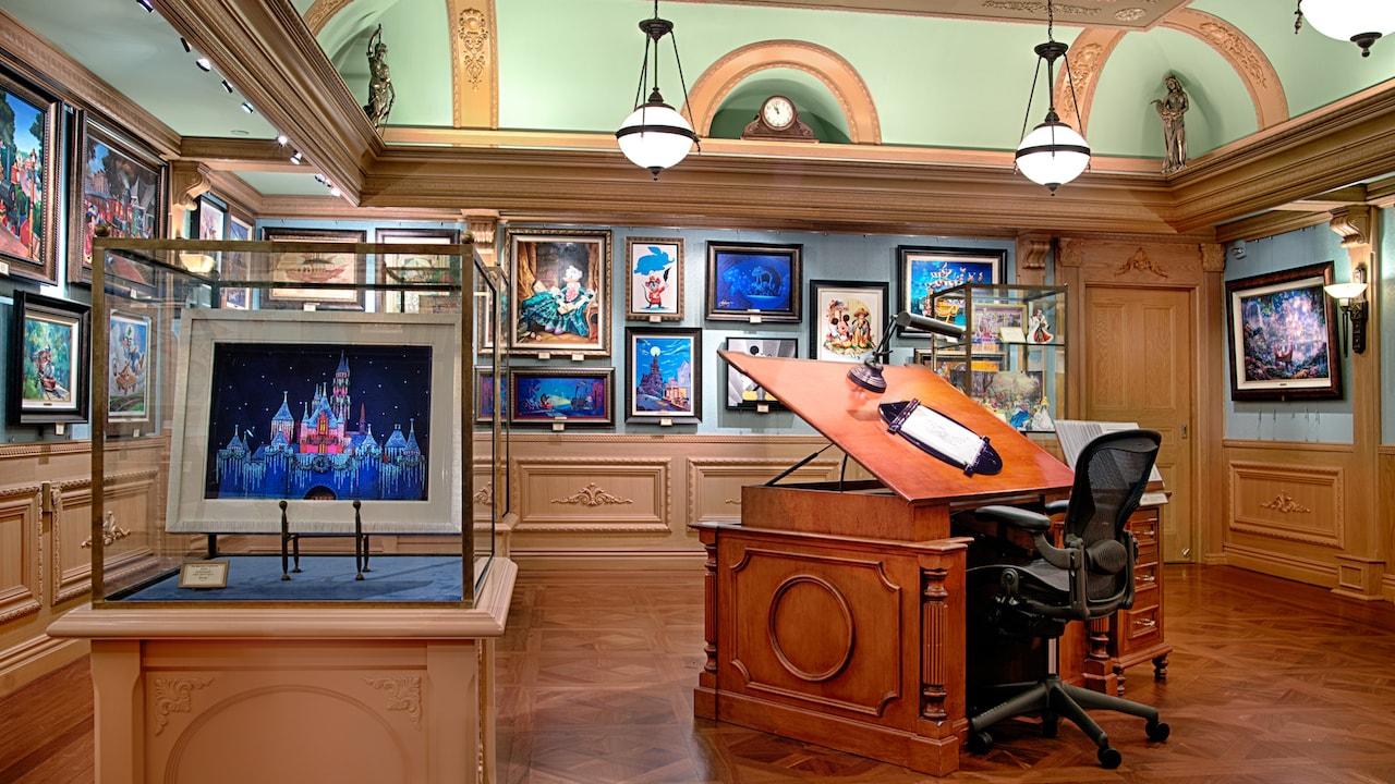 The Shops of Main Street, U.S.A.: Disneyana