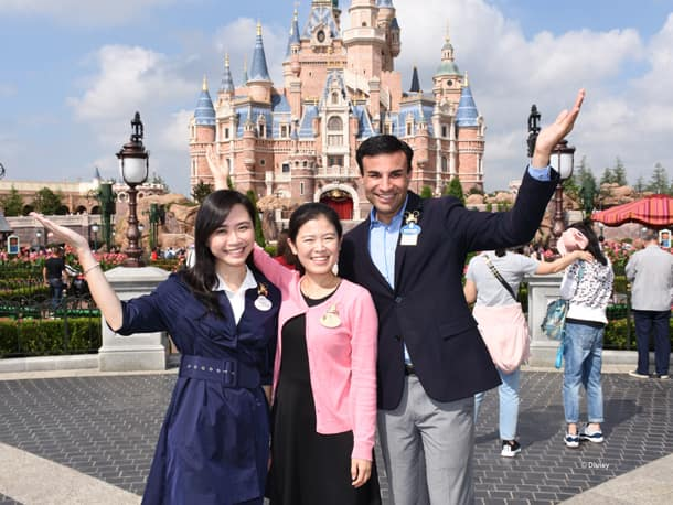 #DisneyFamilia: Journey around the world!