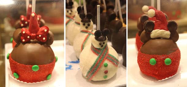 Delicious Holiday Treats from Disney Parks