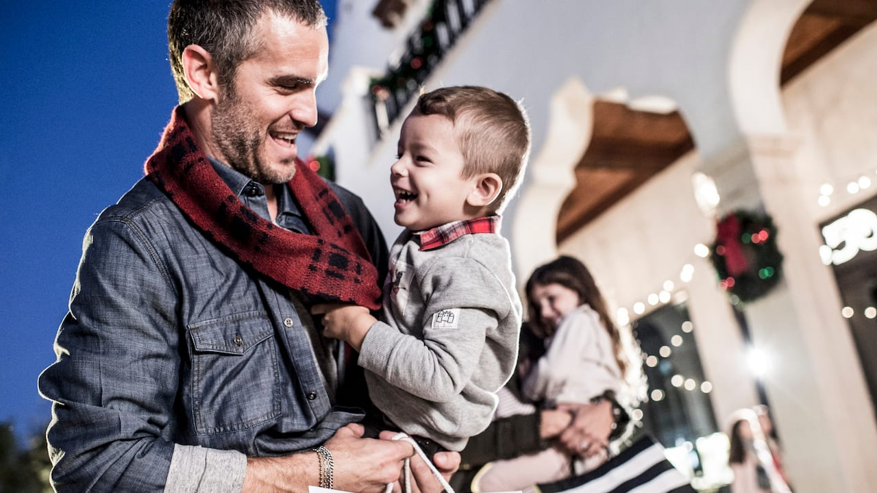Holiday Shopping Made Fun for Little Ones at Disney Springs