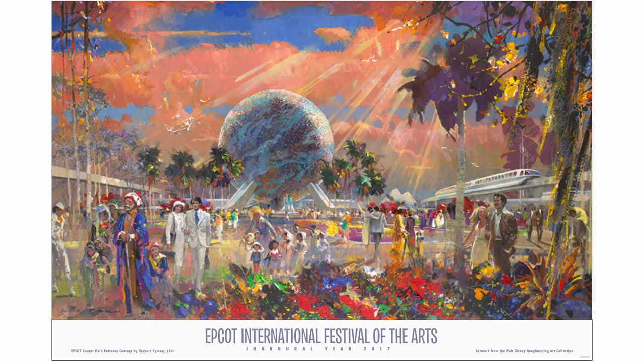 Bookings Begin Today for Select Experiences During Epcot International Festival of the Arts