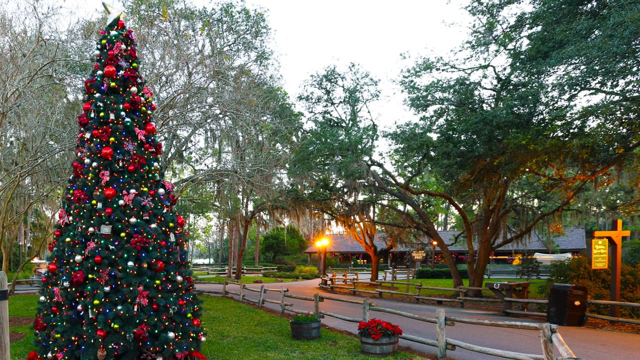 Celebrate the Holidays at Disney's Fort Wilderness Resort & Campground