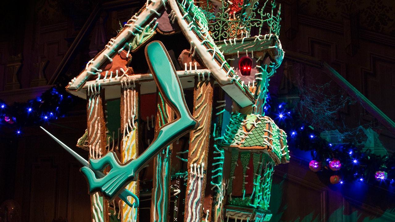 Haunted Mansion Holiday at Disneyland Park