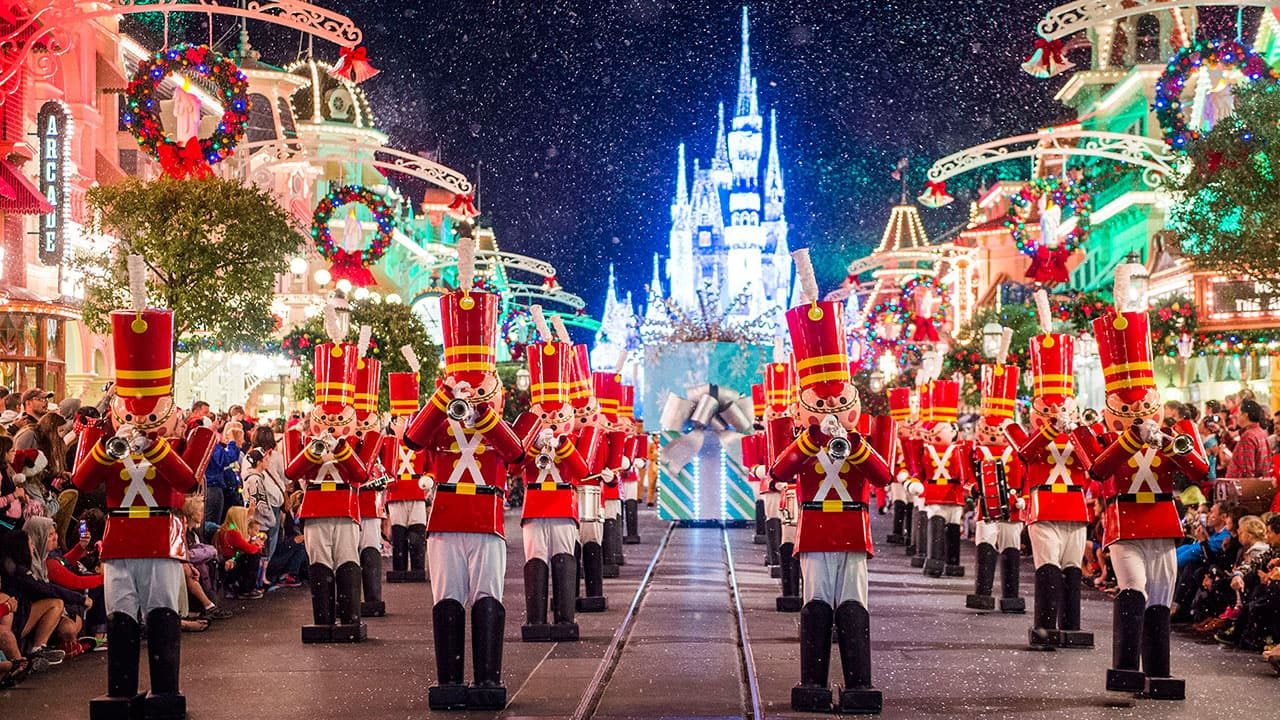 quiz walt disney world holiday parades through the years