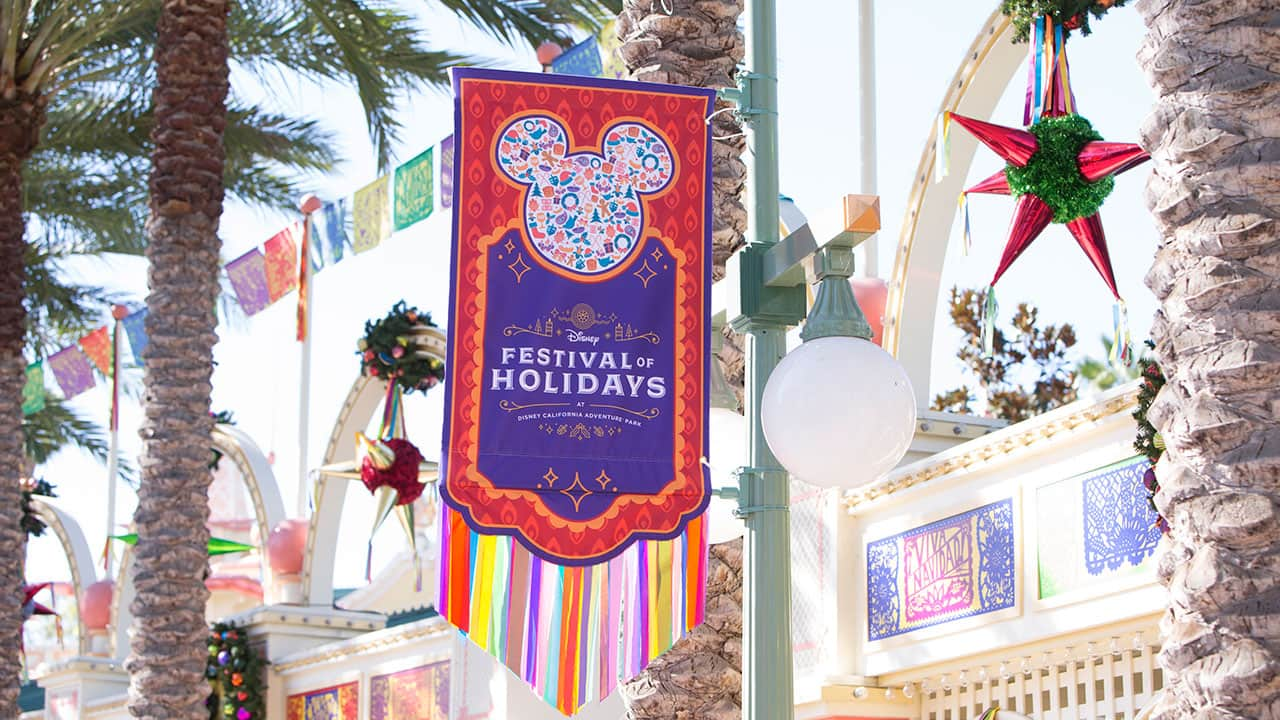 Enjoy Delicious Delights and Enchanting Entertainment During Festival of Holidays in Disney California Adventure Park