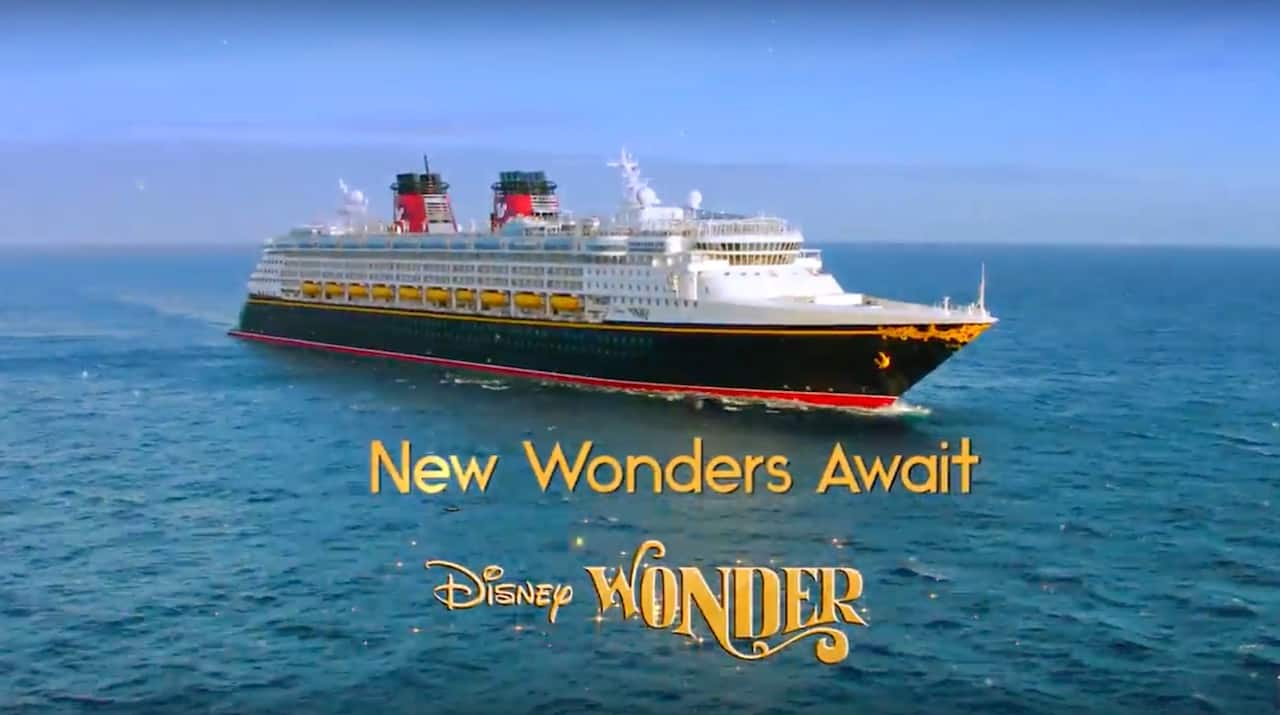 Highlights of the New Fun for Kids, Adults and Families on the Disney Wonder