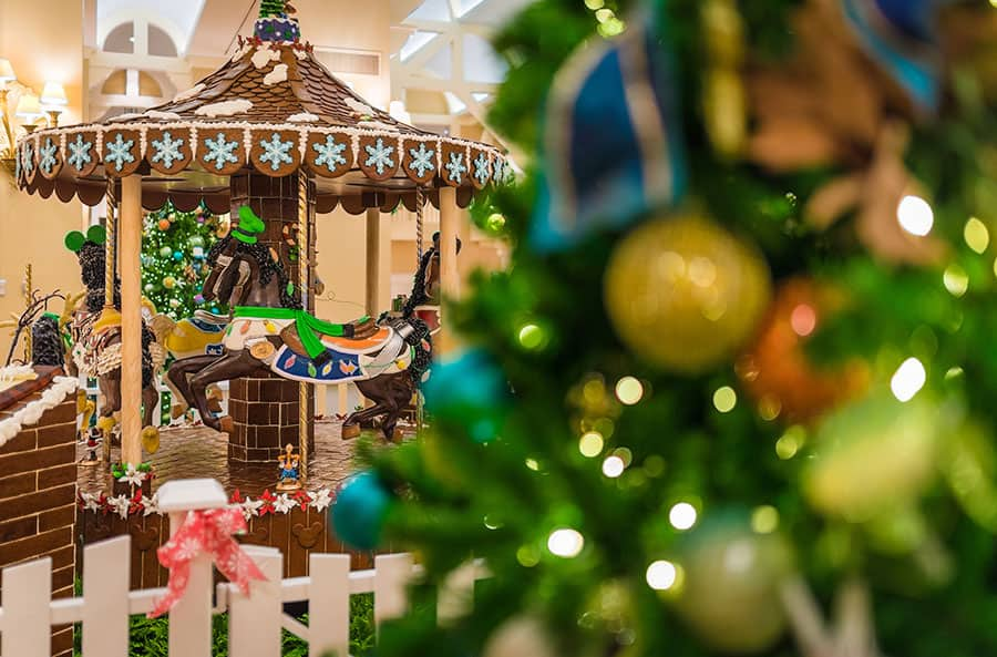 Five Photos That Will Make You Want To Visit A Walt Disney World Resort Hotel During The Holidays