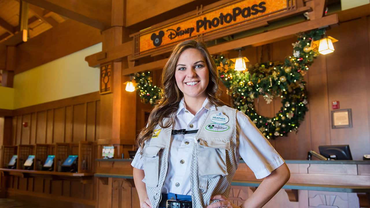 Sneak A Peek Inside The New Disney PhotoPass Studio At Disney Springs
