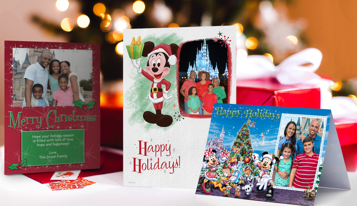 Stuff Your Stockings with Photos from Disney PhotoPass Service