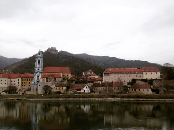 Hiking in Austria on an Adventures by Disney Danube River Cruise.