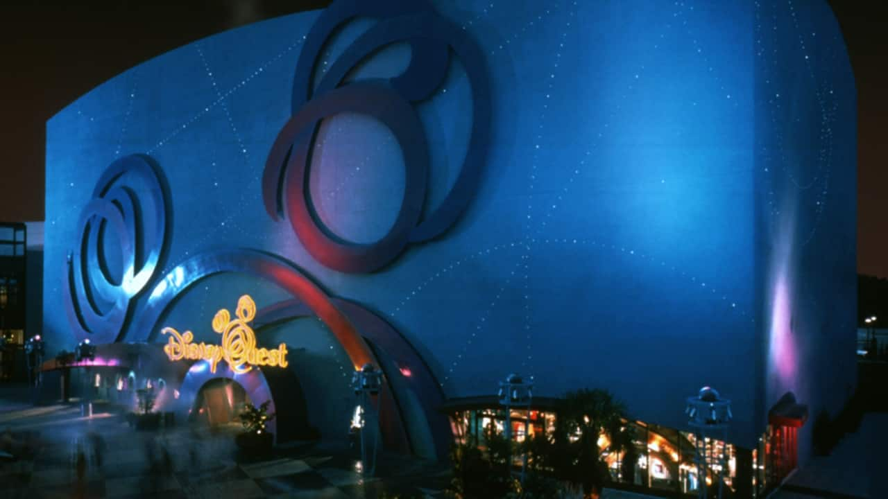 Making way for The NBA Experience: DisneyQuest at Disney Springs to Close July 3