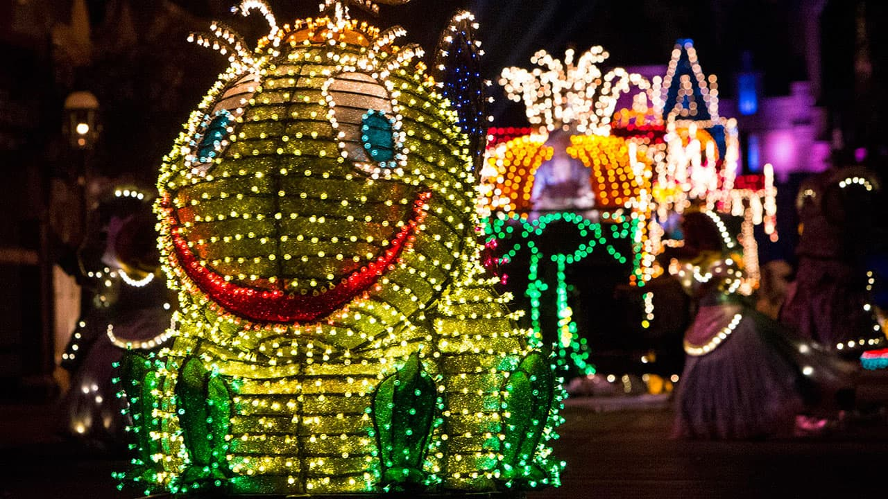 It's Home! Main Street Electrical Parade Begins Limited-Time Run at Disneyland Park