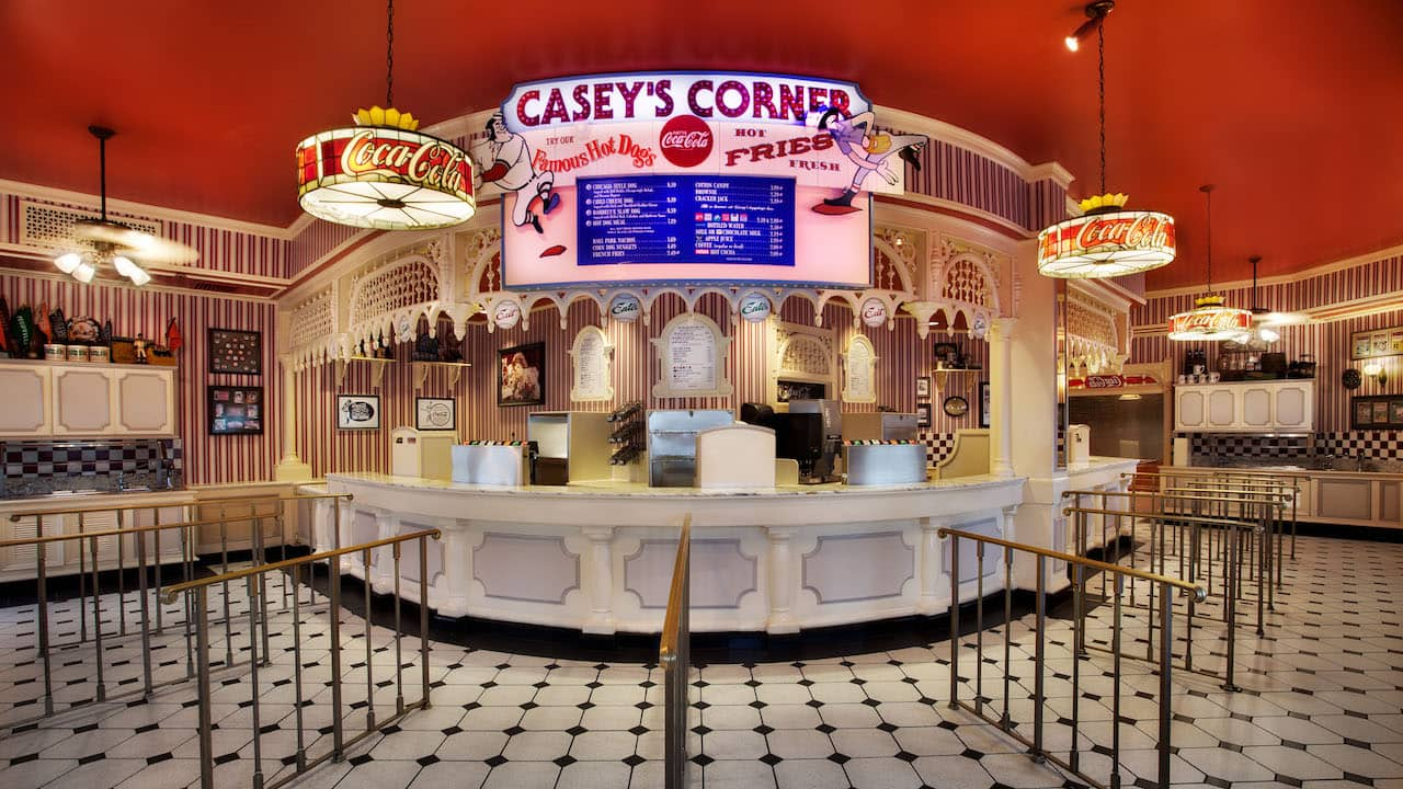 Casey's Corner at Magic Kingdom Park