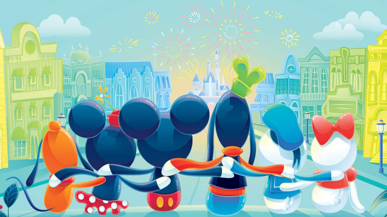 February 2017 Disneyland Resort Merchandise Events