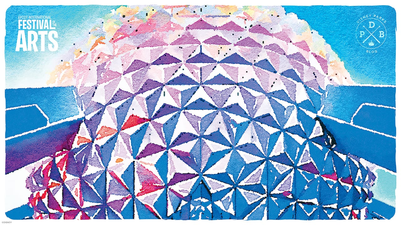 Download Our Epcot International Festival Of The Arts Wallpaper
