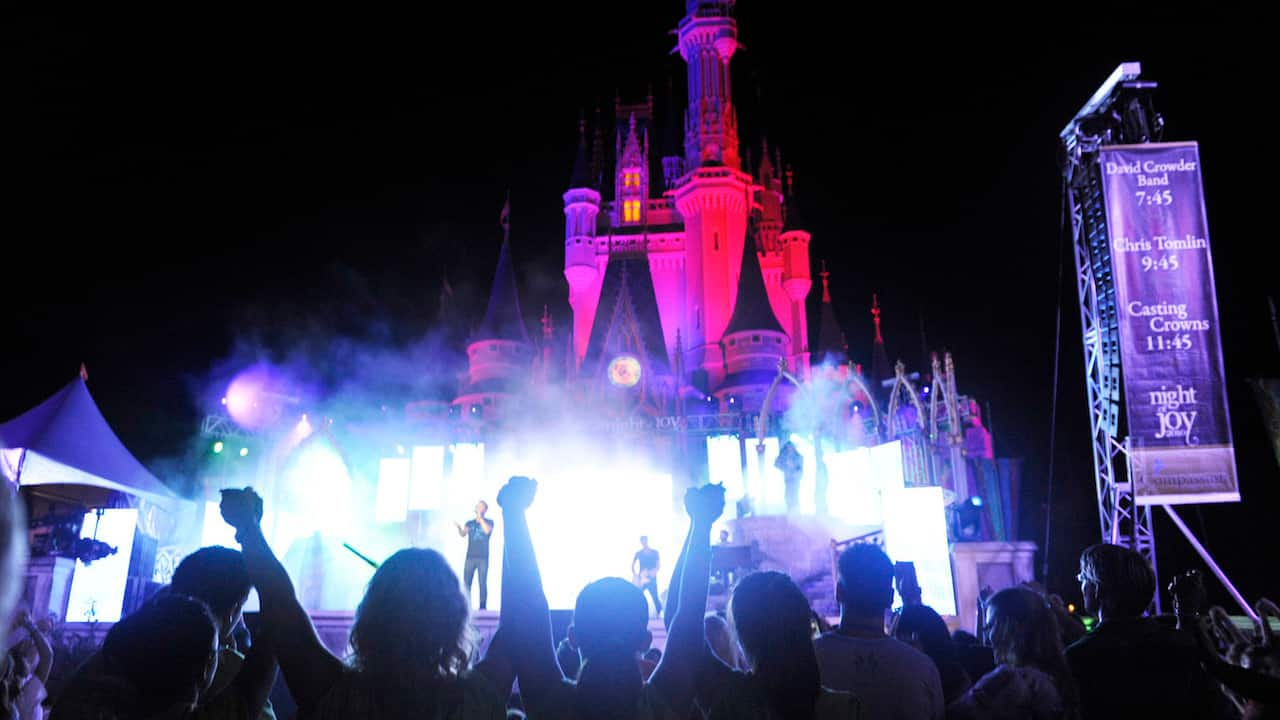 Enjoy More Music, More Spirit and More Fun at Disney's Night of Joy 2016