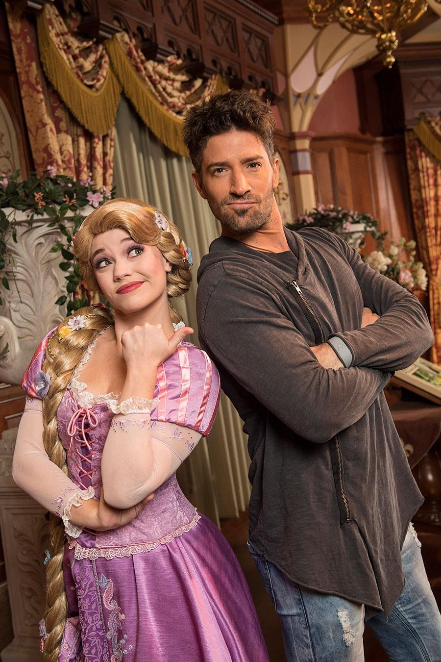 #DisneyFamilia: Celebridades start the New Year at Walt Disney World