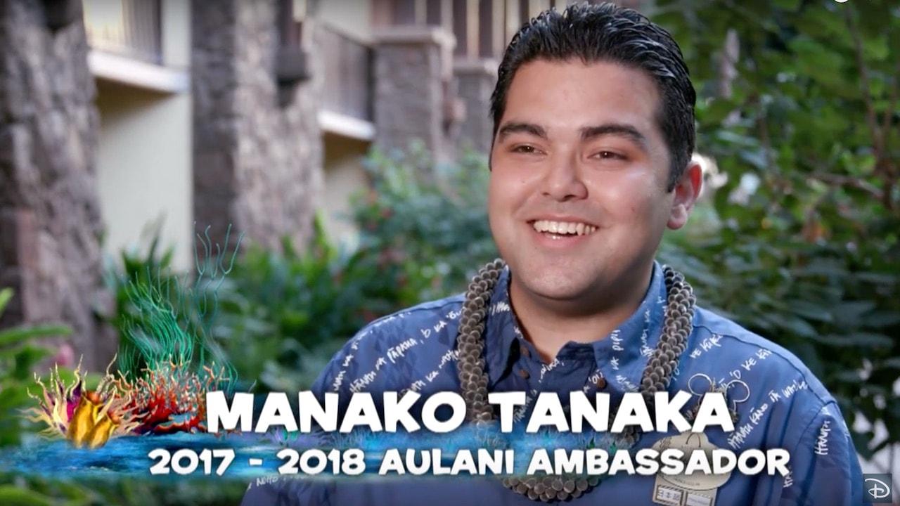 Meet the 2017-2018 Ambassador at Aulani, a Disney Resort & Spa