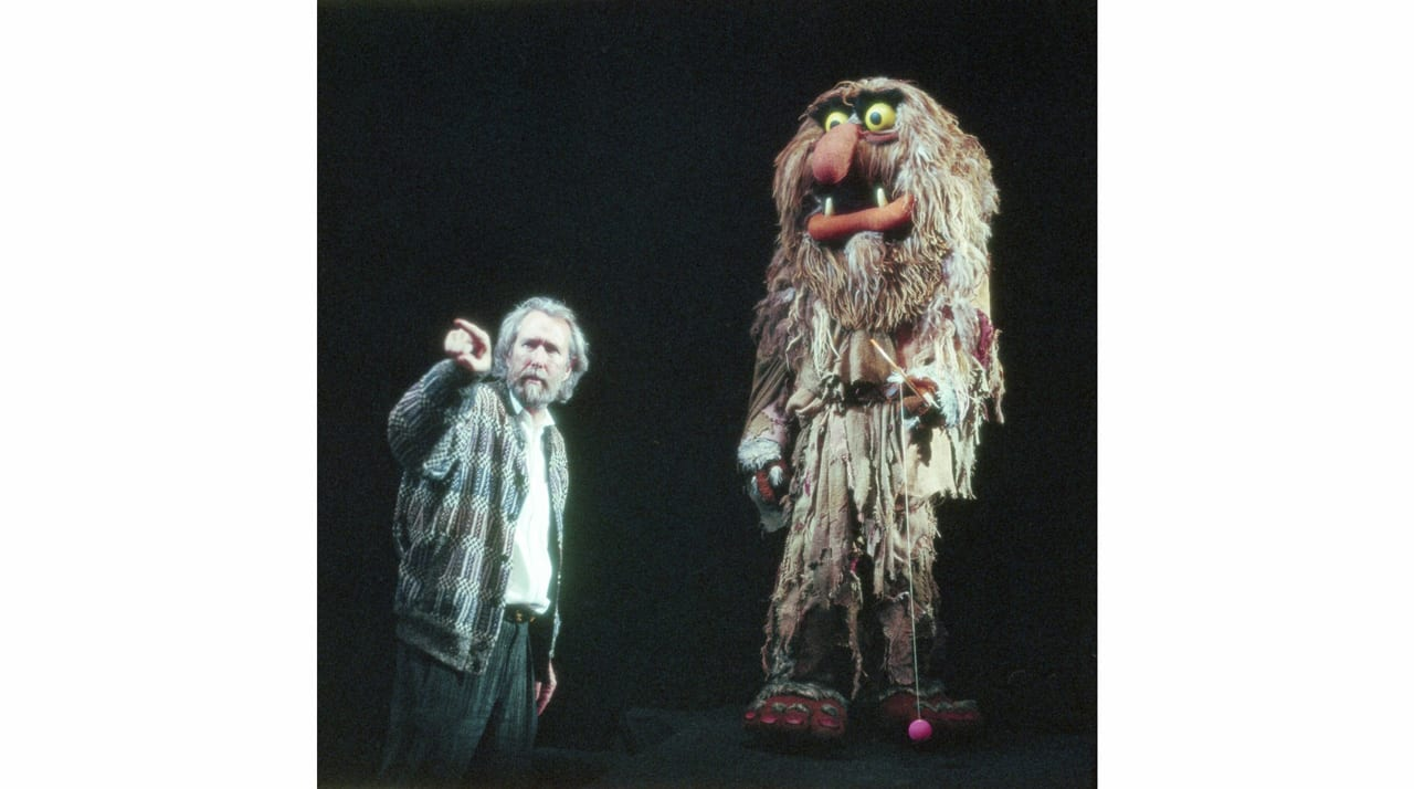Days of Disney Past: Jim Henson and Sweetums