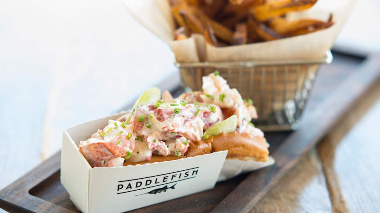 Beverages for New Paddlefish at Disney Springs Enhance Seafood-Centric Menu