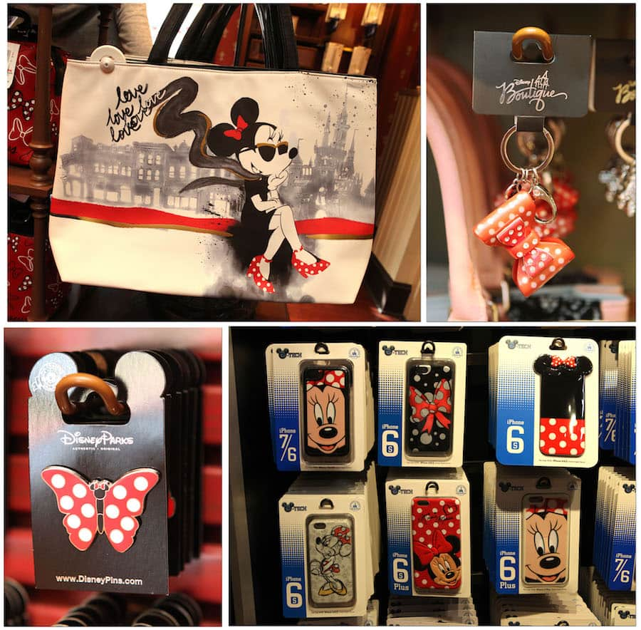 RockTheDots Like Minnie Mouse For National Polka Dot Day 2017 With Products from Disney Parks