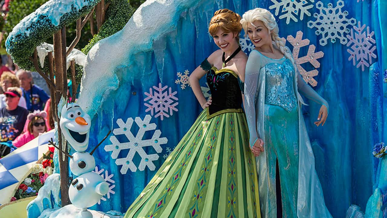 QUIZ: Frozen Fun at Disney Parks