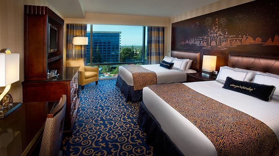 Enjoy a Special Hotel Offer at the Disneyland Resort