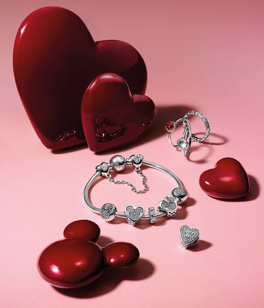 Love Is In The Air With Valentine S Day Inspired Gifts From Disney