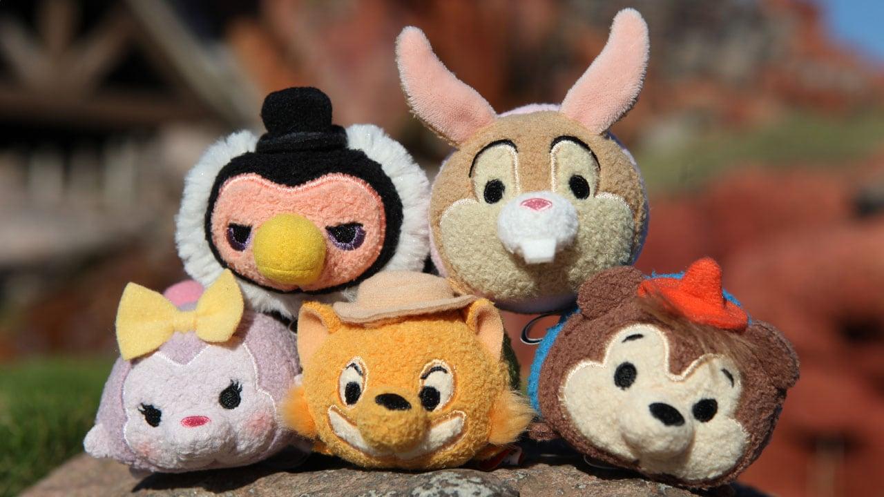 New Disney Tsum Tsum Make A Splash At Disney Parks Disney Parks Blog