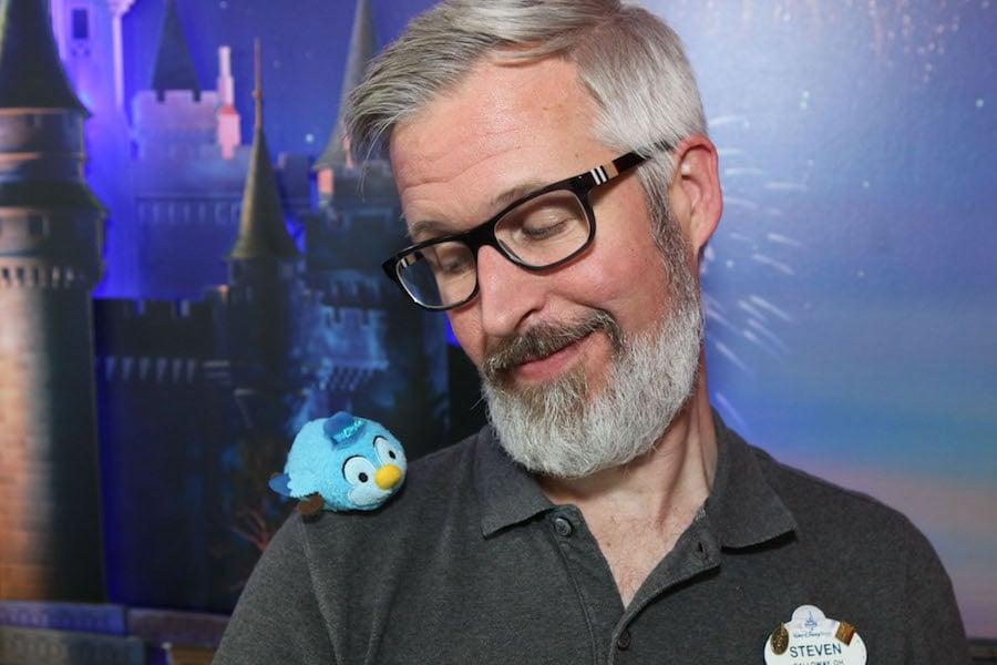 New Disney Tsum Tsum Make a Splash at Disney Parks