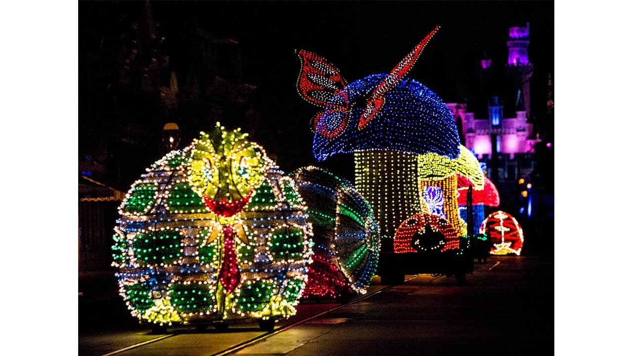 Disney Parks After Dark: Main Street Electrical Parade Returns Home to Disneyland Park